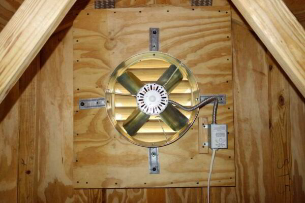 Ways to Cool an Attic